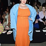 Tess Holliday at 11 Honore Fall 2019