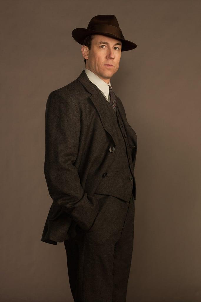 Tobias Menzies as Frank Randall