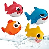 Pinkfong Baby Shark Bath Squirt Toys