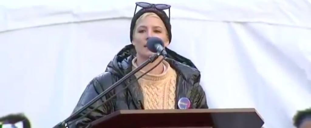 "Halsey's ""A Story Like Mine"" Poem at the 2018 Women's March"