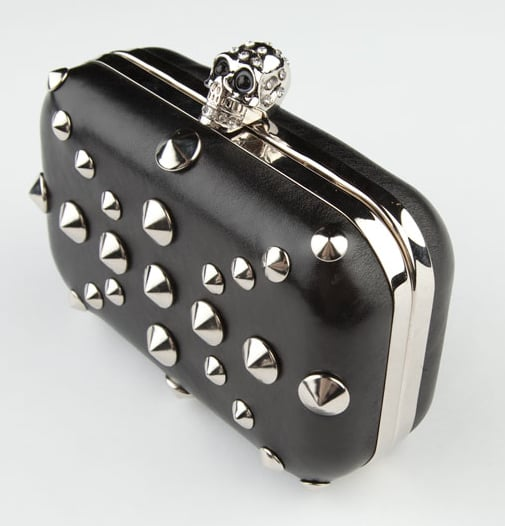 If your sis has a rocker side — or if you think she needs one — then this Tilly's studded clutch ($27) will definitely excite her. It comes with a crossbody chain, so she can dance the night away hands-free.