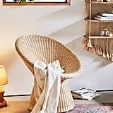 Pierce Wicker Chair