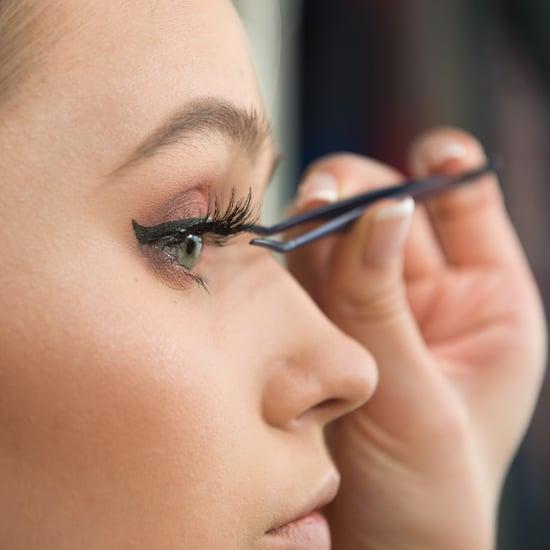 بهذه الطريقة يمكنك اختيار الرموش المستعارة المثالية لشكل عين