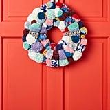 Pom Pom Bonanza Wreath