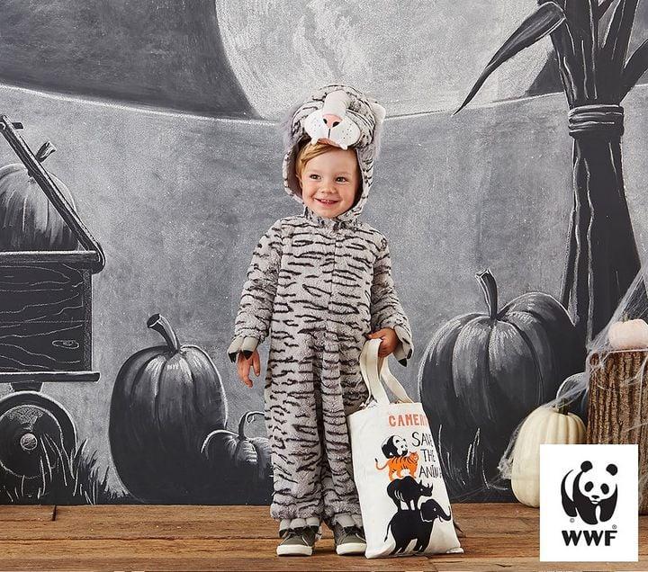 Endangered South China Tiger  sc 1 st  Popsugar & Endangered South China Tiger | Animal Halloween Costumes For Kids ...