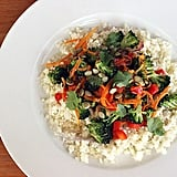 "Cauliflower ""Rice"" Stir-Fry"
