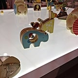 How cute are Skip Hop's new wooden toys? The pieces move.