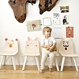 Oeuf Animal Ears Play Chairs