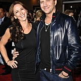 Jennifer dated her Ghost Whisperer costar Jamie Kennedy for a year before calling it quits in 2010.