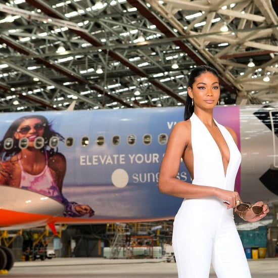 Chanel Iman Beauty Interview