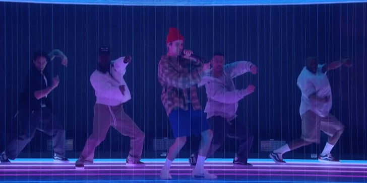 "Justin Bieber and Quavo Light Up The Ellen Show With an Electric ""Intentions"" Performance"