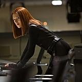 Scarlett Johannson, Captain America: The Winter Soldier