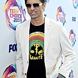 John Stamos at the 2019 Teen Choice Awards
