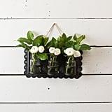 Hanging Frame With Jars ($32)