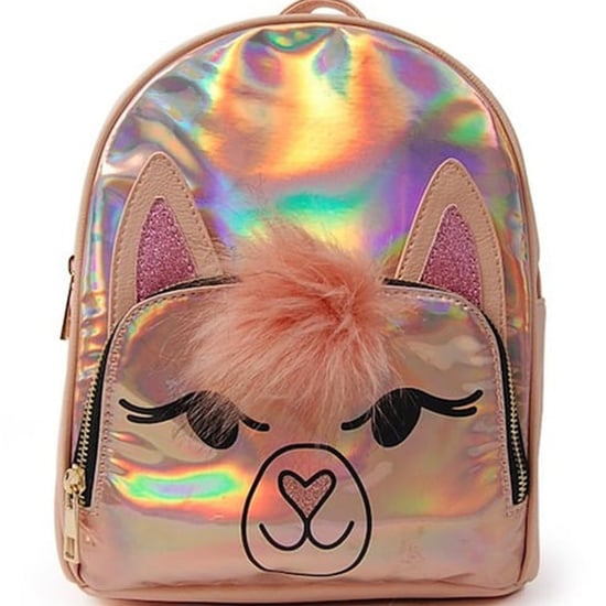 OMG Accessories Unicorn Llama and Flamingo Backpacks