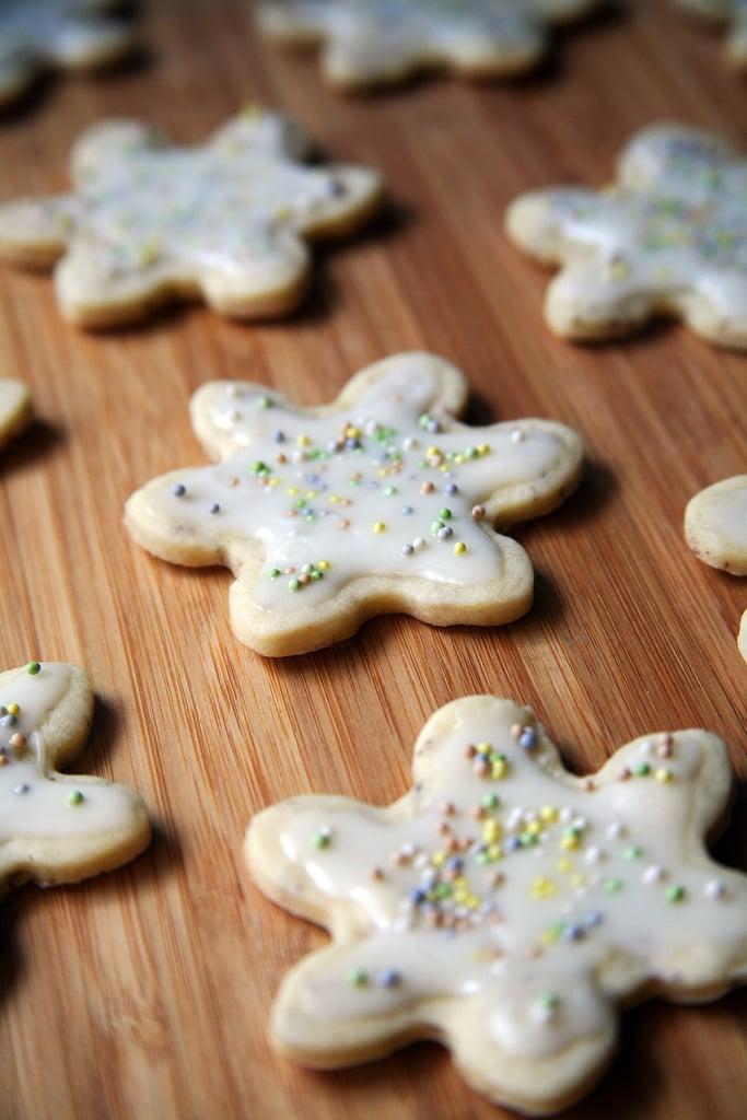 Vegan Cut-Out Sugar Cookies