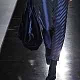 Giorgio Armani Fall '19 Runway