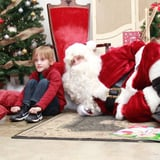 Mom Saw the Magic of Christmas When Santa Got on the Floor to Meet Her Son With Special Needs