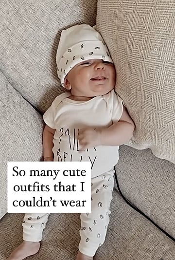 Video of Baby's Outfits With Love It Couldn't Wear It Sound