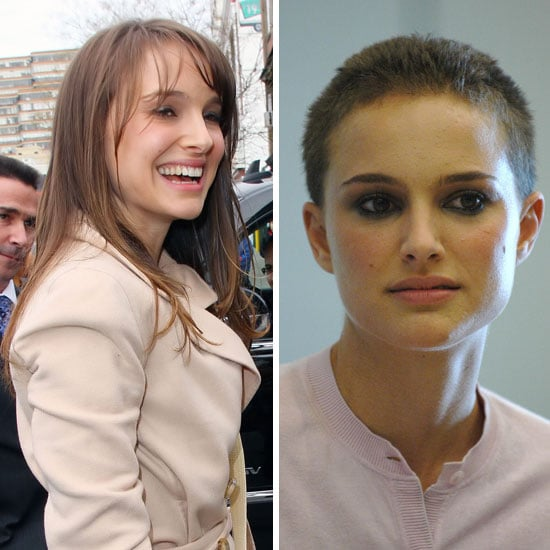 Natalie Portman was one of the first young stars to take character acting to the next level by shaving her head in 2005 for V for Vendetta.