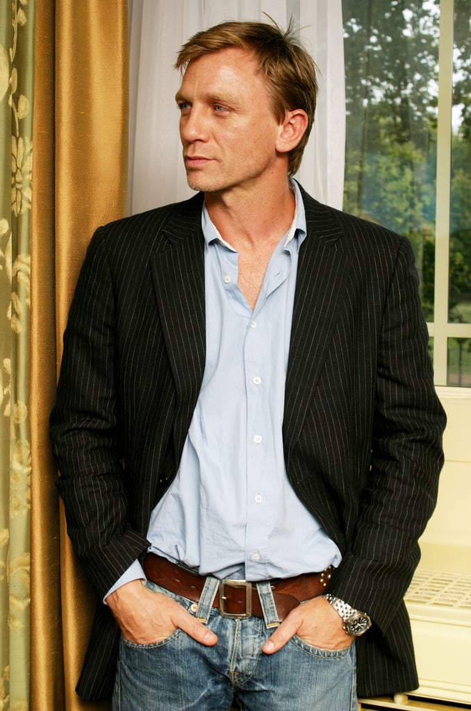 These Pics Prove That Daniel Craig Has a Licence to Keep on Killin' It at Every Age