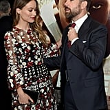 Jason Sudeikis and Olivia Wilde Only Have Eyes For Each Other