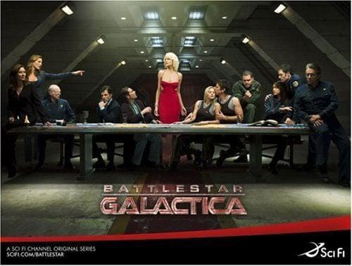 Reaction to Battlestar Galactia Series Finale