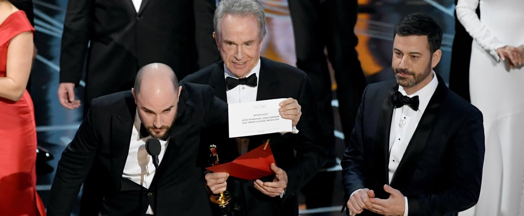 How the World Reacted to What JUST Happened at the Oscars