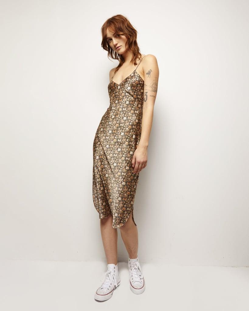 Jennifer Lawrence's Nili Lotan Slip Dress