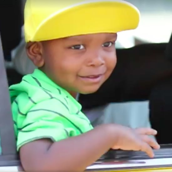 Little Boy's Fresh Prince of Bel-Air Birthday Video