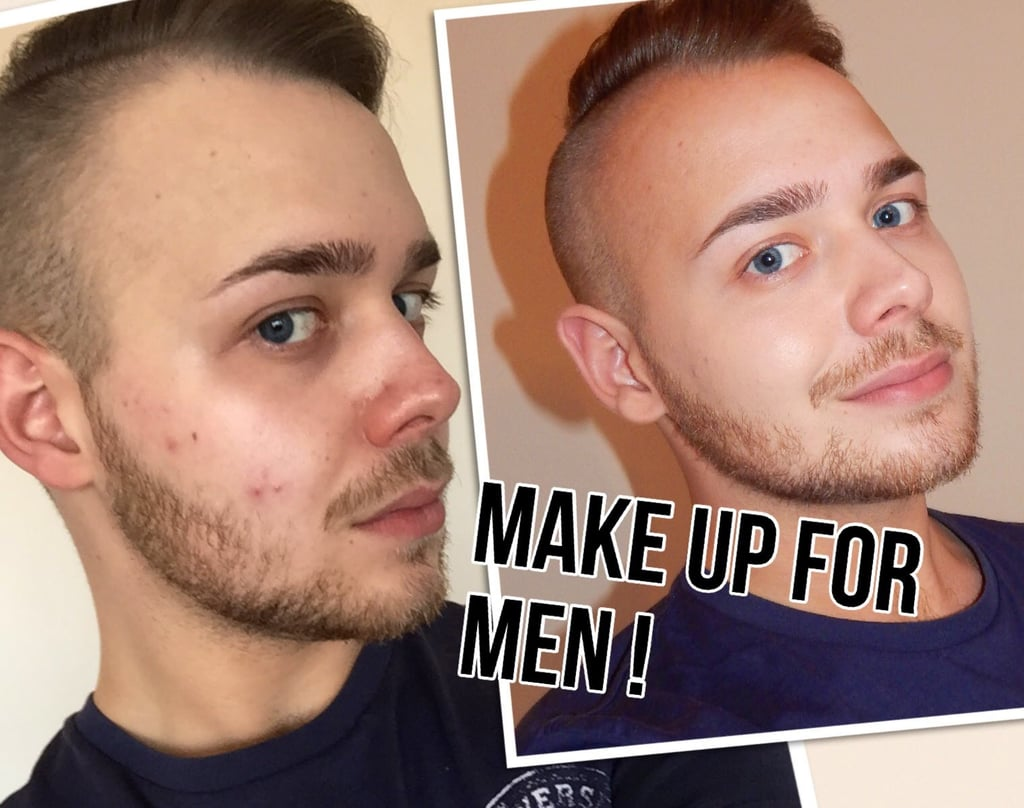 The best male makeup vloggers on youtube popsugar beauty baditri Gallery