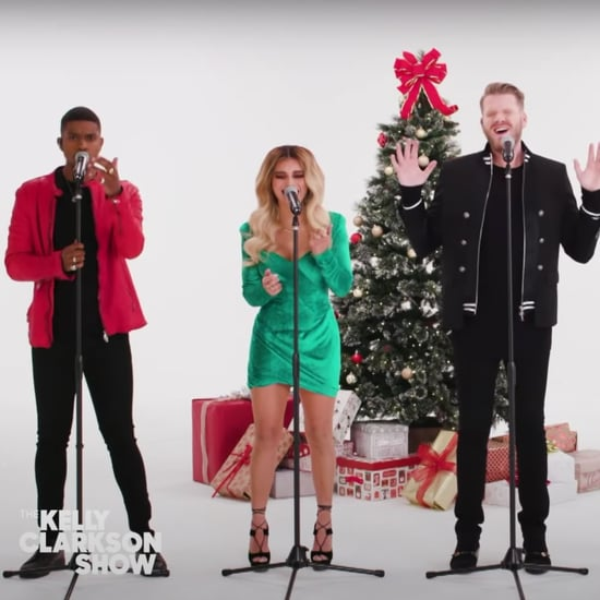 "Pentatonix Covers ""Amazing Grace"" on The Kelly Clarkson Show"