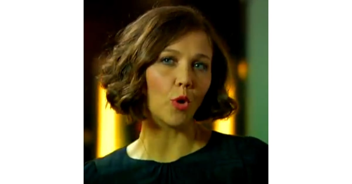 Maggie Gyllenhaal Talks Orgasm On Discovery Video Popsugar Love Sex