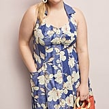 Camellia Collared Dress