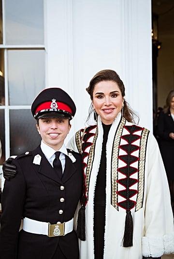 الأميرة سلمى تصبح أول فتاة تقود طائرة حربية في الأردن 2020