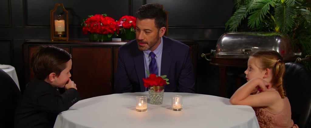 Jimmy Kimmel Talks to Kids About Love Video
