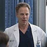 Dr. Koracick (Greg Germann)