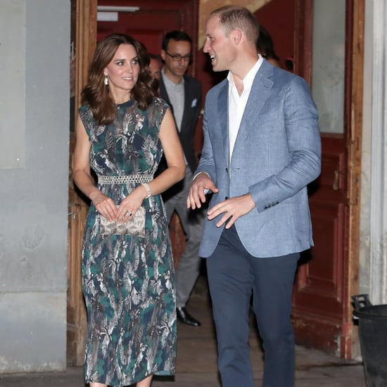 Kate Middleton Markus Lupfer Dress
