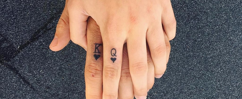 21 Matching Tattoo Ideas For the King or Queen in Your Life