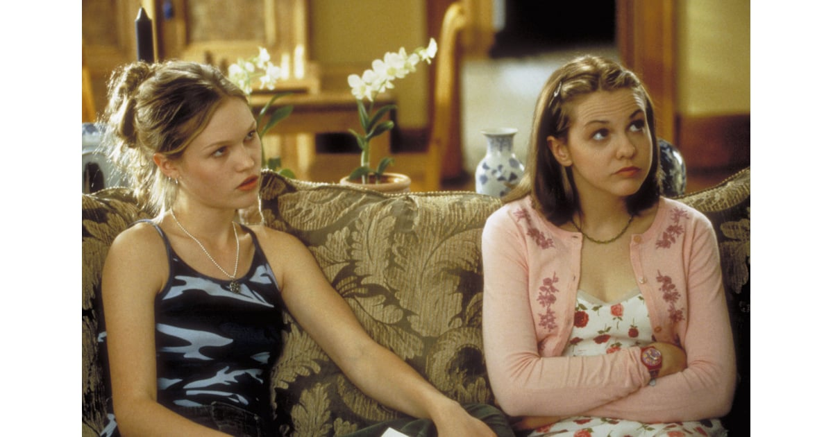27 Best Images About 10 Things I Hate About You On: Kat And Bianca Stratford From 10 Things I Hate About You