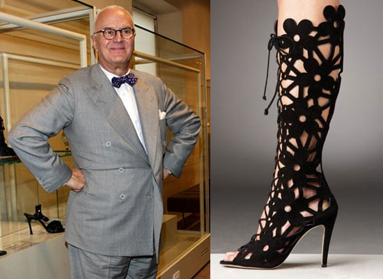 Manolo Blahnik Says His Shoes Save Marriages 2010-09-23 13:00:03