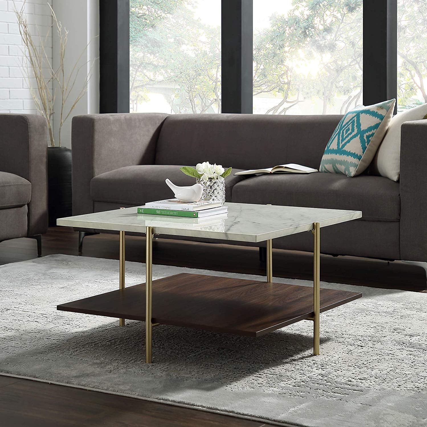 WE Furniture Coffee Table | Time For a Living Room Upgrade ...