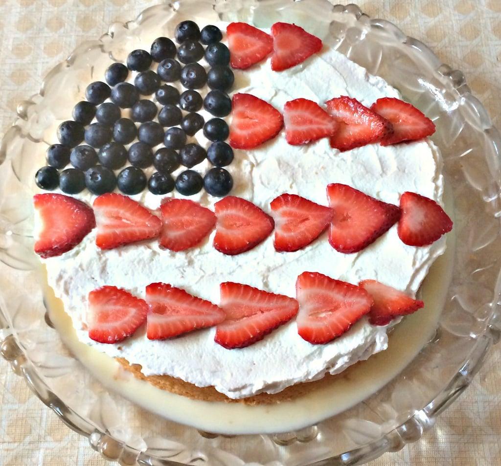 Festive Tres Leches Cake