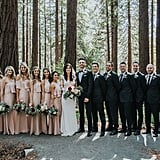 Vintage Woodsy Wedding