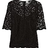 Iris & Ink Lace Top ($115)