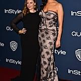 Natasha Lyonne and Laura Prepon were dressed to impress.