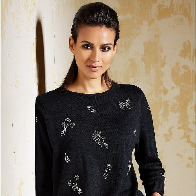 Pretty, Festive Jumpers You Can Start Wearing Now
