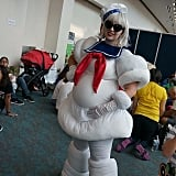 Stay Puft Marshmallow Man — Ghost Busters