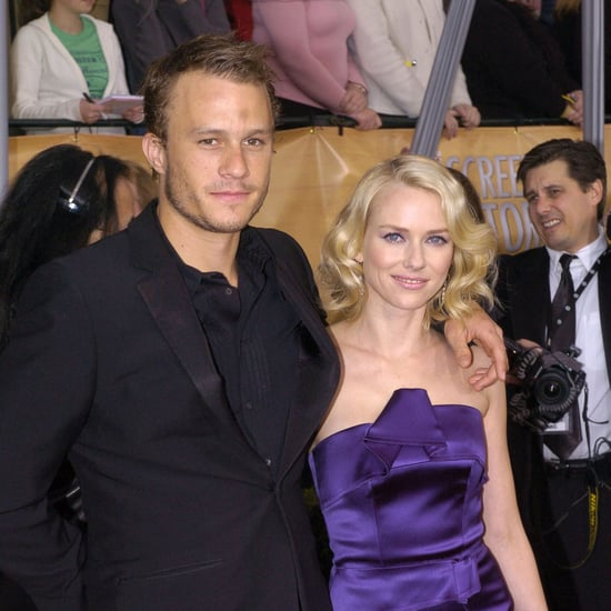 Naomi Watts Tribute to Heath Ledger