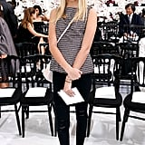 She Has Her Favorite Designers, and She's Front Row at Their Runway Shows